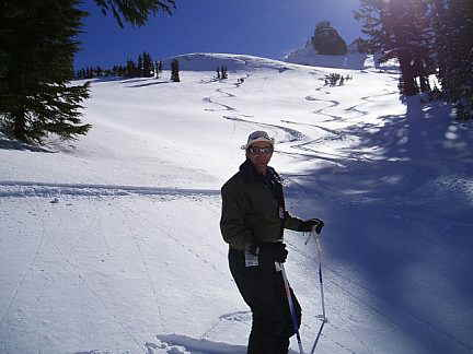 aCCOMMODATION tAHOE OWNER EXPERIENCES Great Powder this day at Kirkwood October 30th, 2004